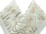 半襟半衿刺繍新品白地ライトグレー白茶淡いブルーグレー再入荷ありh991r