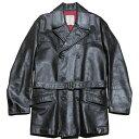 LEWIS LEATHERS 70s VINTAGE BRENNER JACKET MID LENGTH COAT ルイスレザー レザージャケット/コート ライダース 革…