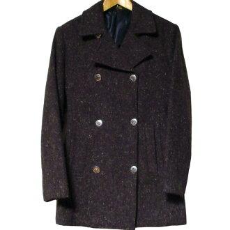Vivienne Westwood Anglomania Lana Laine Wool Jacket/Coat