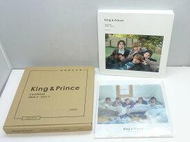 【中古】King & Prince キンプリ カレンダー 2020.4→2021.3
