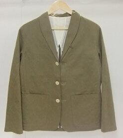 【最終値下げ】 S.E.H KELLY/オニオンステッチ3Bジャケット size:S カラー:カーキ メンズ インポート ジャケット ブルゾン