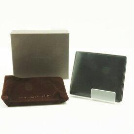 COCOMEISTER 2つ折り財布 レザー ココマイスター ブラック