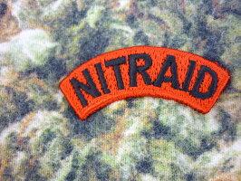 NITRAIDリアルウィードスウェットショーツsize:Lナイトレイドカーゴパンツ