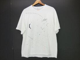 LAD MUSICIAN 20SS BIG T-SHIRT size:44 ラッドミュージシャン 天竺 ビッグTシャツ 半袖Tシャツ ホワイト 2320-807