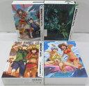 翠星のガルガンティア Blu-ray BOX 全3巻セット+翠星のガルガンティア 〜めぐる航路、遥か〜前編 /後編 セット 【Blu-ray】