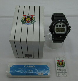 G-SHOCK DW-6900BHTGV 阪神タイガース 2003年 優勝 記念モデル コラボ レア 野球