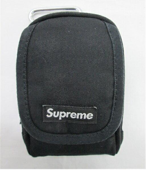 Supreme シュプリーム 11AWCamera Pouch カメラポーチ BLACK
