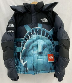 Supreme×THE NORTH FACE 19AWStatue of Liberty Baltoro JacketBLACK SIZE:M 未使用品自由の女神 バルトロジャケット