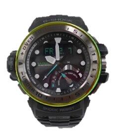 G-SHOCK/ジーショックGWN-Q1000MB 電波ソーラー 腕時計Master in MARINE BLUE マスターインマリンブルーGULF MASTER ガルフマスター 美品