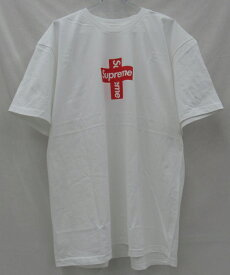 Supreme/シュプリーム 20AWCross Box Logo Teeクロスボックスロゴ TシャツWHITE SIZE:XL 未使用