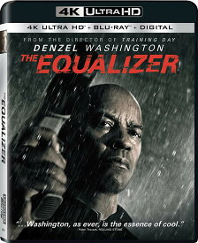 Equalizer [4k Ultra Hd Blu-ray Import]
