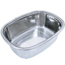 アーネスト 脚付ステン洗い桶 A-75397