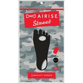 AIRISE エアライズ ストリート ブラック 靴下 ソックス