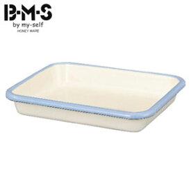 富士ホーロー B-M-S ビームス ホーローバット M(21取) BM-M W ホワイト