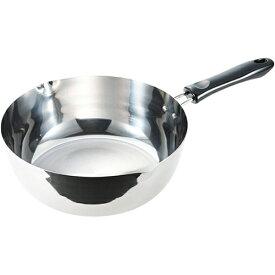 【エントリーでポイント5倍!】下村企販 日本製ゆきひら鍋24cm 目盛付 36570