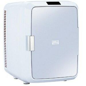 【最大500円オフクーポン配布中!】ツインバード 2電源式コンパクト電子保冷保温ボックス D-CUBE X HR-DB08GY
