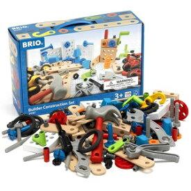 【あす楽】BRIO ブリオ ビルダー コンストラクションセット 工事セット 34587