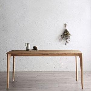 商品名| VAG ダイニングテーブル(木製脚タイプ)材 料| テーブル/オーク無垢材北欧テイスト ウレタン塗装無垢テーブル 天然木テーブル