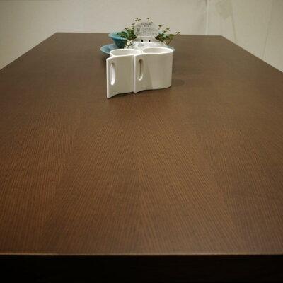 【在庫限りの数量限定セール】・ネイルダイニングテーブル1354点セット・テーブル+チェア2脚+ベンチ1脚・北欧テイストのモダンスタイル・お箸等の収納に便利な小引出し付き・天板にはセラウッド塗装を使用しています・モダンリビング