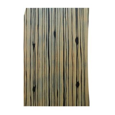 ・ヒーター付きギボクのテーブル人工杢プリント・かっこいいデザインの天板・北欧テイストのジャパニーズモダンデザイン・日本製のこたつ・デザインプリント柄こたつ