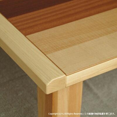 ・8月初め頃入荷予定・レイ150ローテーブル・北欧テイストのミッドセンチュリーモダンデザイン・木製ローテーブル折れ脚・座卓ちゃぶ台机和室にも合います・折り畳み式ローテーブル・幅150cmかわいい座卓