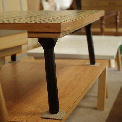 ・訳ありtakatatsu2015新製品サンプル品限定1台・ヒーター付きギボクのテーブル人工杢プリント・かっこいいデザインの天板・北欧テイストのジャパニーズモダンデザイン・日本製のこたつ・デザインプリント柄こたつ