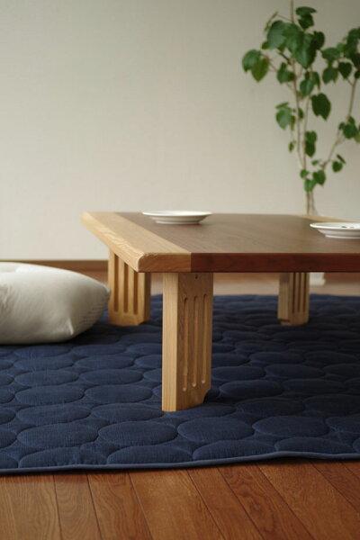 fship150座卓和モダンウォールナット北欧風ジャパニーズデザイン長方形リビングテーブル和ジャパニーズモダンZENローテーブルリビングテーブル国産日本製北欧モダンリビングちゃぶ台兼用和室にも合うおしゃれなテーブル