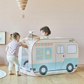 バステント キャンピングカー キッズテント ボールプール キッズスペース キッズハウス 誕生日プレゼントおもちゃテント子供用テント 室内 かわいいキッズテント