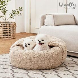 シュガードーナツクッション(M) 猫用 ペットソファ ペット用品 ペット用 グッズ ペットクッション 猫ベッド 犬ベッド ペットベット ベッド ベット ソファ 犬 猫 ねこ あったか