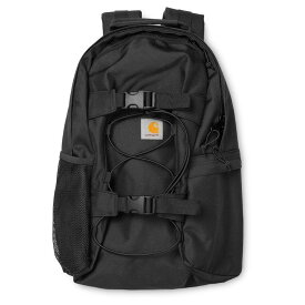 カーハート WIP CARHARTT WIP KICKFLIP BACKPACK Black I006288 バックパック リュック バッグ カバン ストリート ブランド メンズ レディース ユニセックス 男女兼用 ラッピング 送料無料
