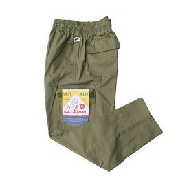 クックマン COOKMAN シェフカーゴパンツ リップストップ カーキ Chef Cargo Pants Ripstop Khaki 231-93886 ストリート アメカジ ブランド メンズ 送料無料