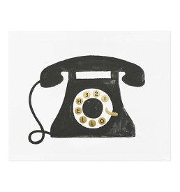 ポスター アートプリント 【Sサイズ】【Hello Telephone】【ハロー】 北欧 インテリア 西海岸 カフェ フロリダ フレーム riflepaper annna bond 花 ハーブ ボタニカル