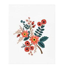 アートプリント 【Sサイズ】【Coral Botanical】【チェリーコーラル】 ポスター 北欧 おしゃれ インテリア 西海岸 カフェ フロリダ フレーム riflepaper annna bond 楽天市場 楽天 通販 花 ハーブ ボタニカル