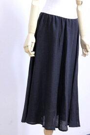 【SALE30%OFF】O'NEIL of DUBLIN(オニールオブダブリン) リネン100% Swing Skirt PLAIN #801 2color 2019'S/S【Lady's】