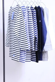 【SALE 30%OFF】Orcival(オーシバル)40/2 3/4 ボーダーカットソー #RC-9224 11color 2020'S/S【UNISEX】