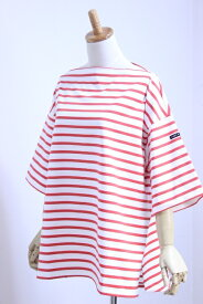 【SALE30%OFF】Americana(アメリカーナ)ギザ綿天竺 ビッグシルエット ボーダー BOAT NECK TEE 3color 2019'S/S【Lady's】