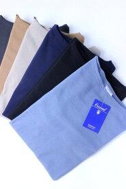 【SALE 20%OFF】Orcival(オーシバル オーチバル)cotton lourd #B211 定番バスクシャツ 6color 2019'A/W 【UNISEX】