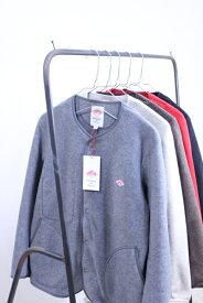 DANTON(ダントン)FLEECE フリースクルーネックジャケット #JD-8911 5color【Lady's】