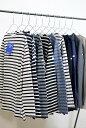 【SALE 20%OFF】Orcival(オーシバル オーチバル)cotton lourd #B211 定番バスクシャツ 10color 2020'A/W 【UNISEX】