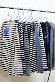 【SALE 30%OFF】Orcival(オーシバル オーチバル)cotton lourd #B211 定番バスクシャツ 10color 2020'A/W 【UNISEX】