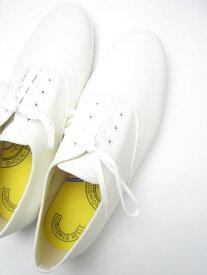 【送料無料】Keds(ケッズ) CHAMPION OXFORD キャンバススニーカー #8041 WHITE【Men's】
