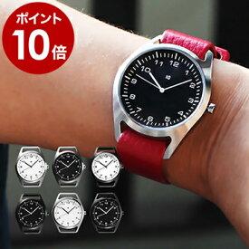 腕時計 メンズ ギフト 革ベルト ベルト ブランド プラスマイナスゼロ おしゃれ 就活 うで時計 ビジネス 通勤 シンプル ブランド時計 ブランド腕時計 ミリタリー ベルト レザー【ポイント10倍 送料無料】[ ±0 リストウォッチ 本体のみ ]