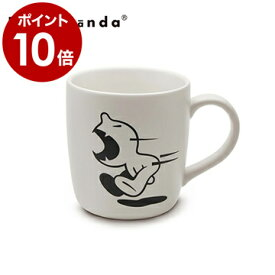 カップ マグ マグカップ mug コップ 食器 ホワイト 白 オシャレ シンプル スタイリッシュ コーヒーカップ おしゃれ 可愛い かわいい ユニーク デザイン キッチン雑貨 プロパガンダ【ポイント10倍】[ PROPAGANDA MUG-MR.P&D.DOG FIGHT BACK ]
