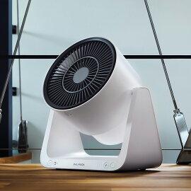 バルミューダ グリーンファン C2 サーキュレーター サーキュ BALMUDA 扇風機 静音 DC DCモーター おしゃれ 脱臭 部屋干し 室内干し ホワイト A02A A02A-WK 寝室 節電 リモコン付き 卓上 省エネ