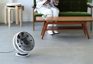 バルミューダサーキュレーター扇風機ファンおしゃれグリーンファンサーキュEGF-3300-WKBALMUDAdcモーター衣類乾燥節電省エネ静音デザインサーキュグリーンファンエアコンEGF3300正規店母の日送料無料