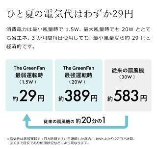 扇風機バルミューダそよ風の扇風機グリーンファンEGF-1600BALMUDA扇風機日本製おしゃれdcモーター静音GreenFanDCリビングホワイトグレーブラック黒白ギフトTheGreenFan