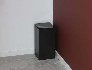 RETTOレット−コーナーポットトイレポット角型ふた付きゴミ箱ごみ箱サニタリーボックス小さい汚物入れホワイトサニタリートイレスリムシンプル北欧おしゃれ日本製新生活