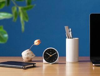 置き時計置時計ブラウンおしゃれギフト目覚まし時計目覚し時計テーブルクロックトラベルクロックミニ小さいアナログアラームBRAUNクラシックアナログアラームクロックBC01