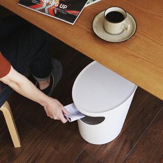 エノッツサイドテーブルゴミ箱おしゃれ蓋ふた付きベッドサイドテーブルテーブルベッドサイドダストボックス収納ボックス収納リビングリビング収納キッチン収納シンプルホワイトENOTSエノッツサイドテーブル