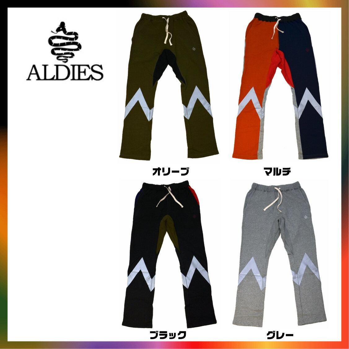 ALDIES アールディーズ Sweat Pants スウェットパンツ リフレクター